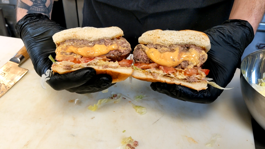 Will's Juicy Lucy